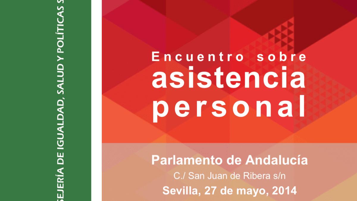 Encuentro sobre Asistencia Personal (Sevilla)