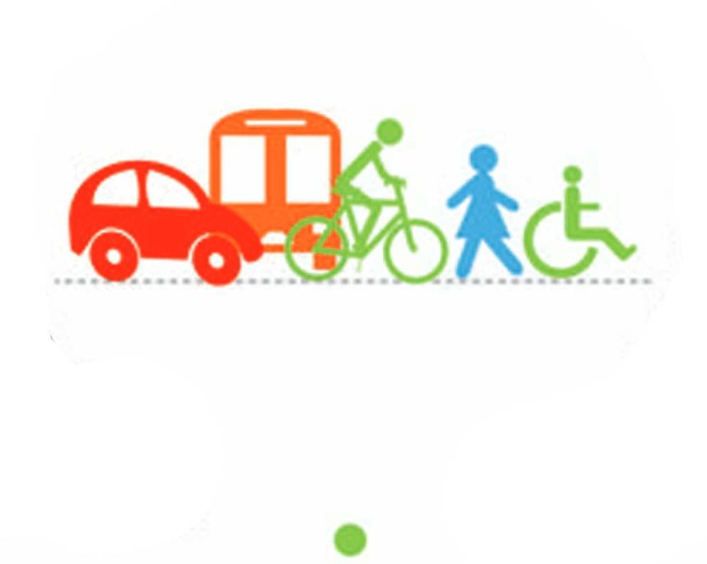 diseñando con movilidad sostenible para todos