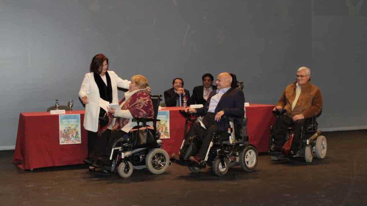 Premio a las Buenas Prácticas en la modalidad de Promoción de la Autonomía personal otorgado por la Junta de Andalucía