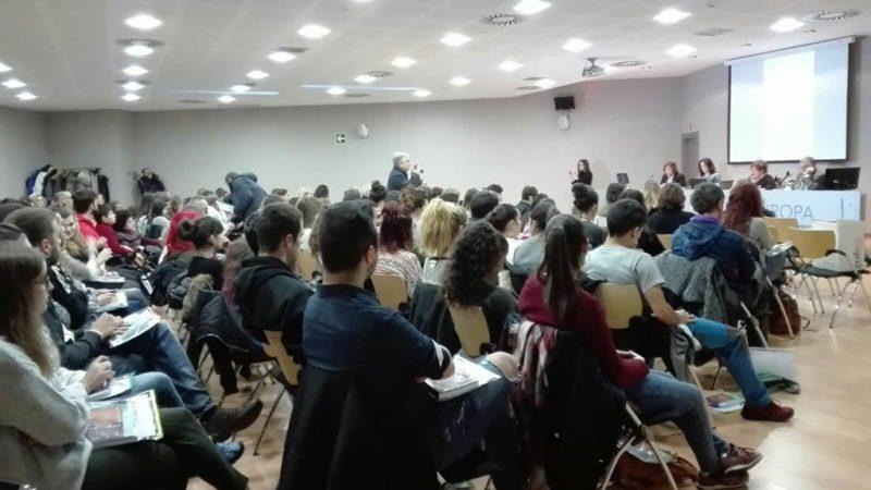 Jornada sobre Vida Independiente en Vitoria