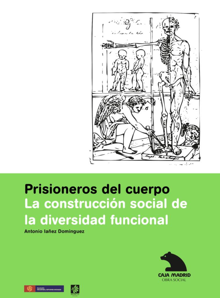 Portada del libro Prisioneros del cuerpo